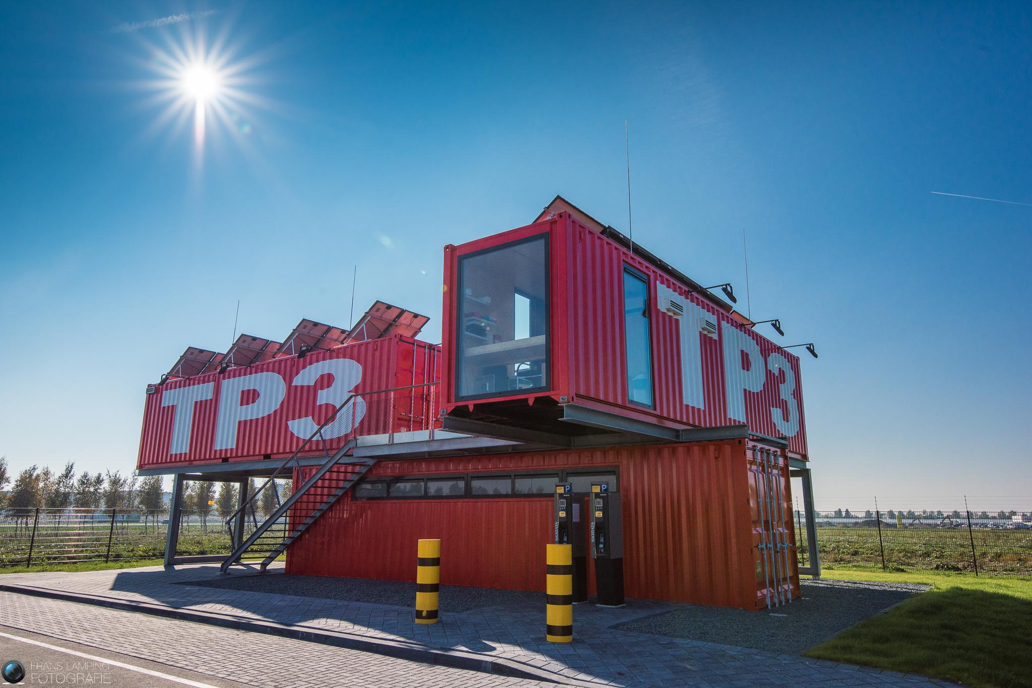 Schiphol TruckParking 2